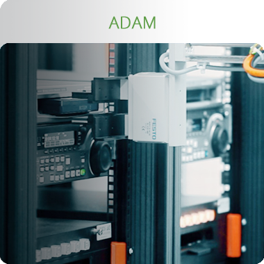Jordi AG Communication - ADAM