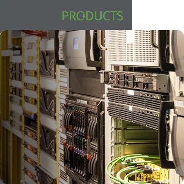 Jordi AG Communication - Products