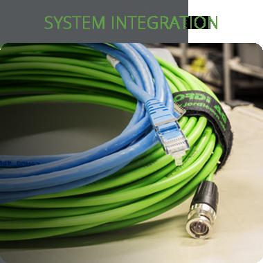 Jordi AG Communication - System Integration